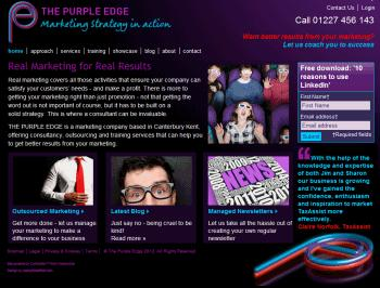 The Purple Edge Marketing